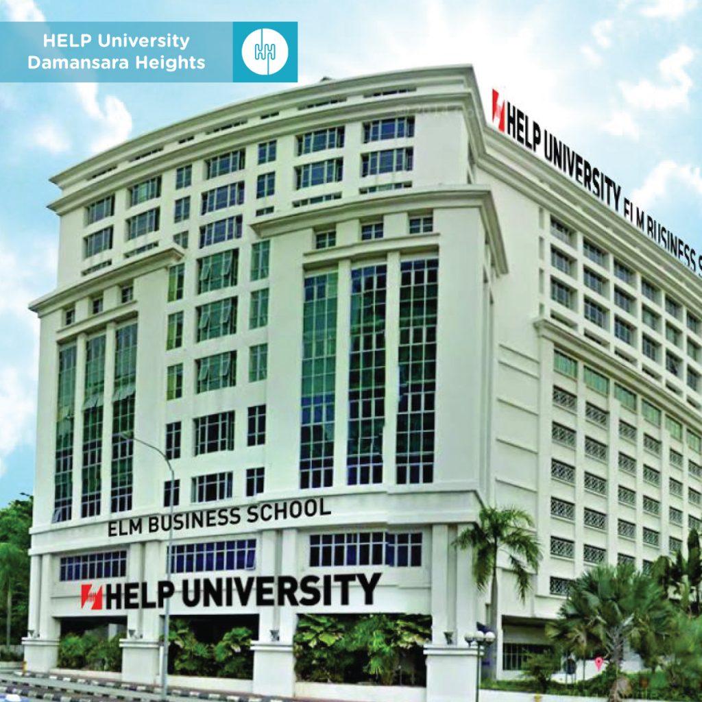Malaysia University: 4 Hostels Near HELP University Damansara