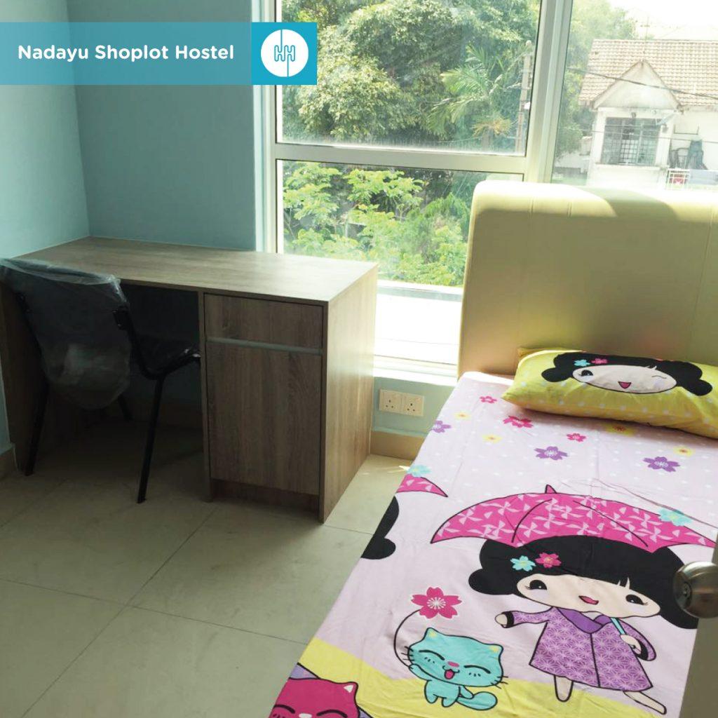 Nadayu-Shoplot-Hostel