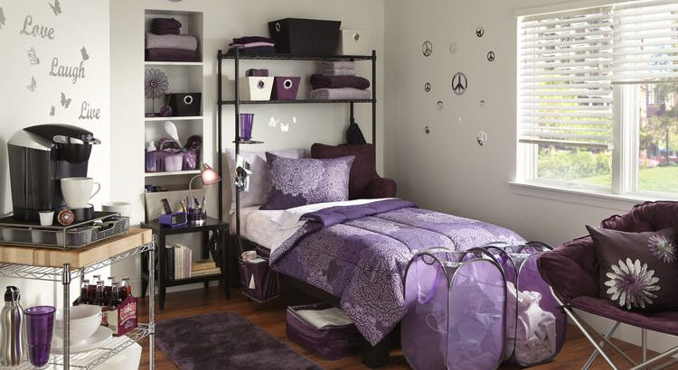 10 tips for students on how to make your hostel room on for College bedroom ideas for girls