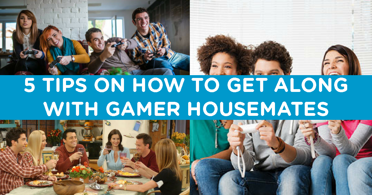 gamer-housemates