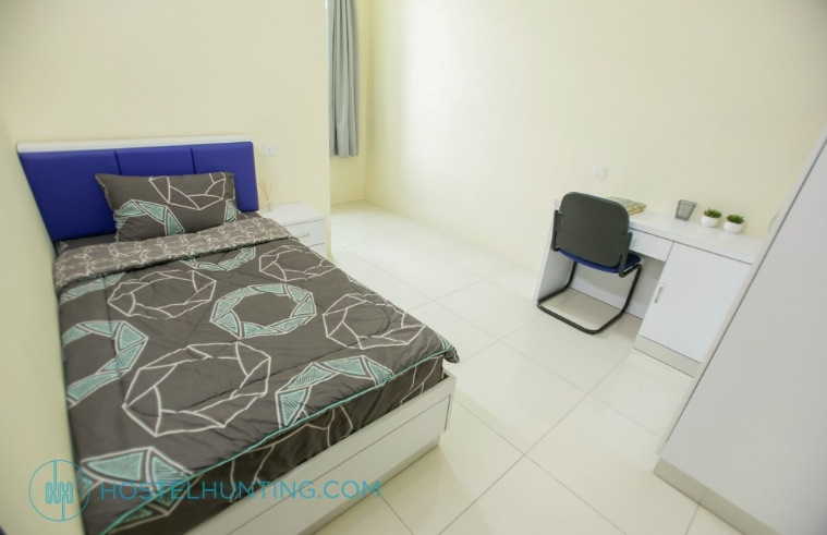 taruc kampar student accommodation for rent