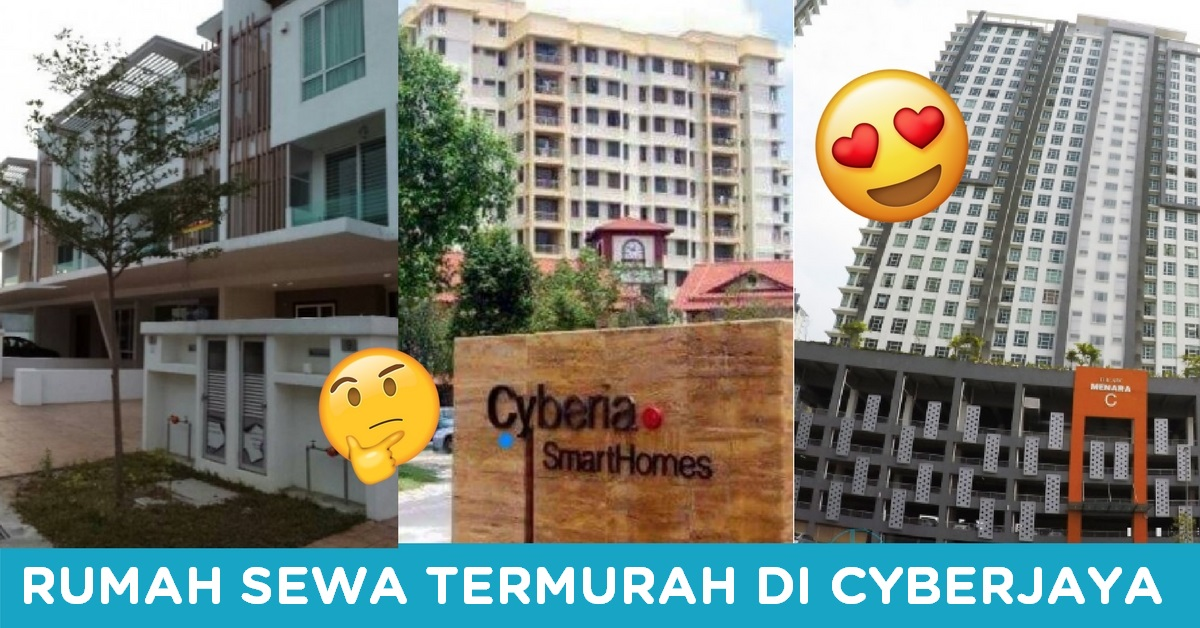 Rumah Sewa Murah Dengan WiFi Di Cyberjaya Sesuai Untuk ...