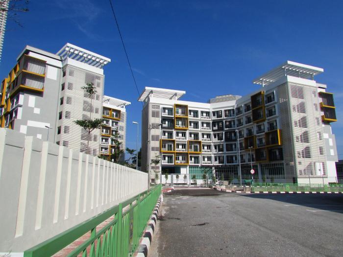 taruc-kampar accommodation