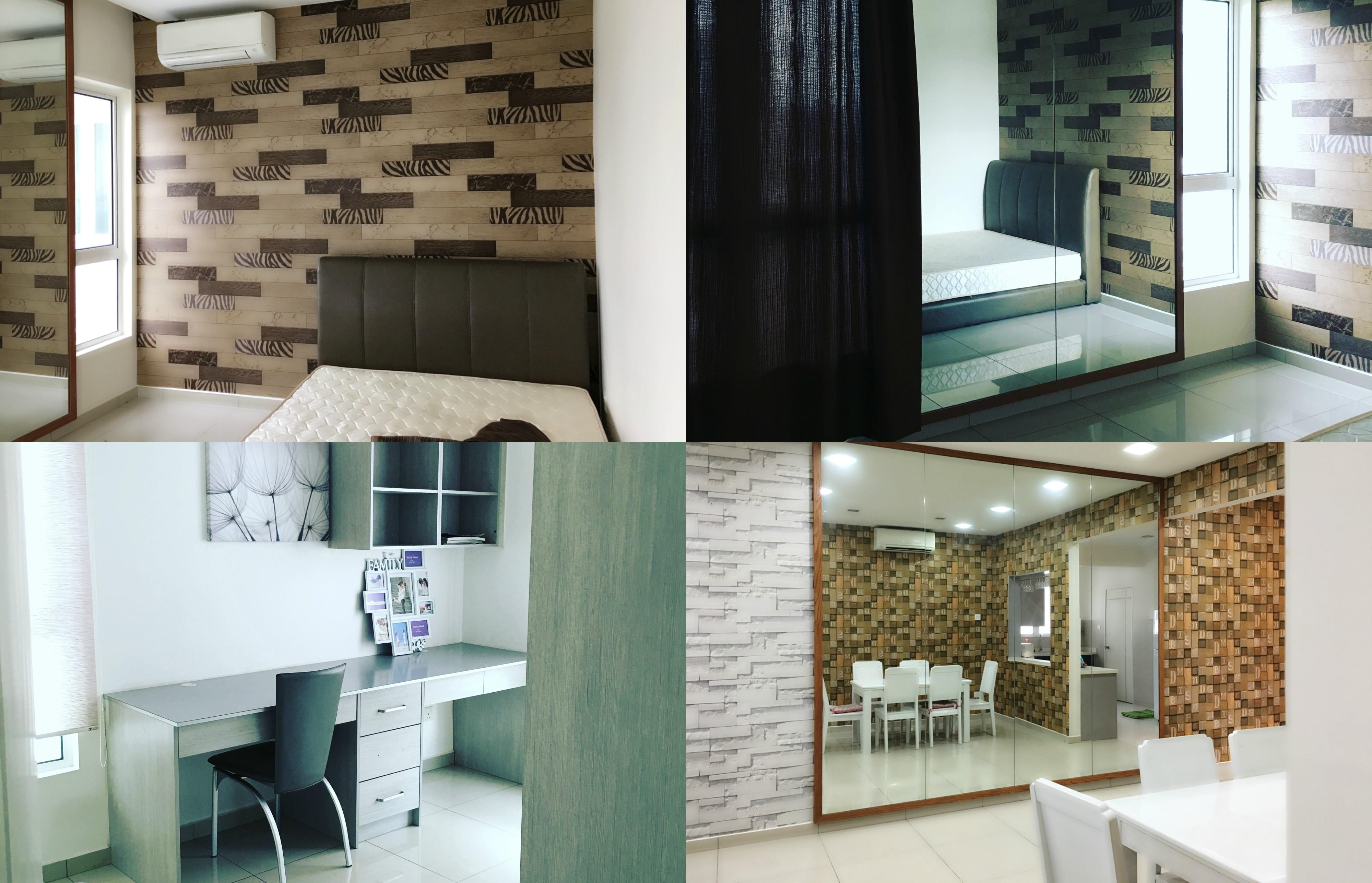 1-sentul accommodatuon hostel room rent cheap student