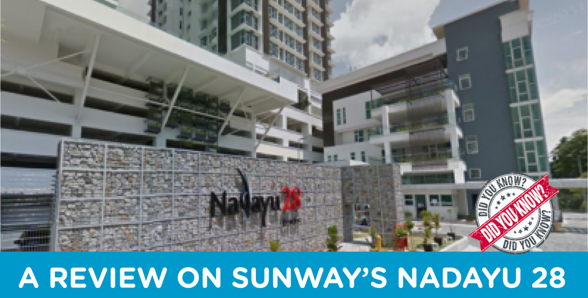 review on sunway nadayu 28