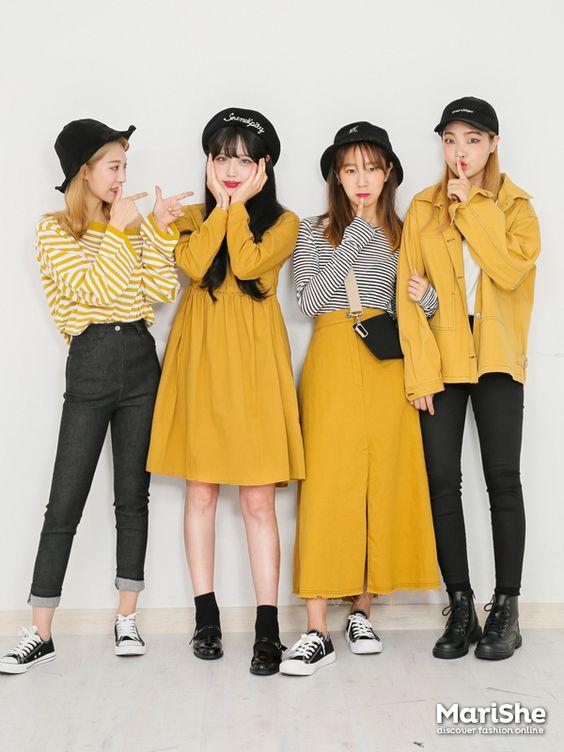 Kpop Fashion Store Online