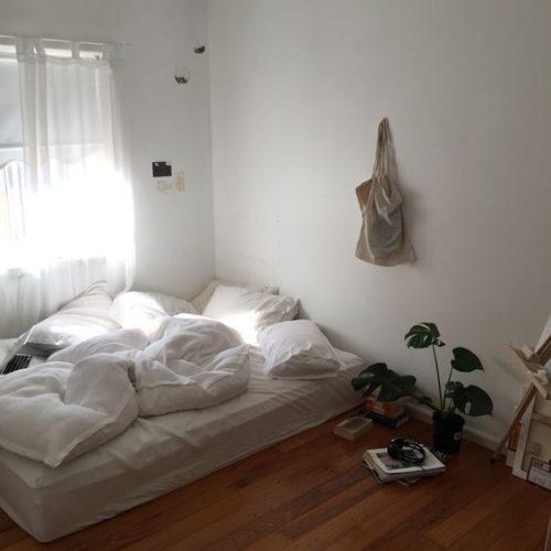 Aesthetic Minimalist Bedroom